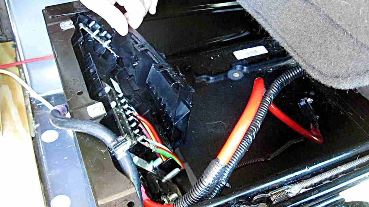 Prius Remove Fuse Box Cover : How to remove fuse box cover wiring diagram images