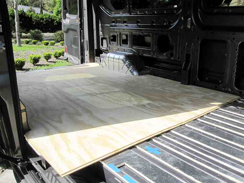 Rv Plywood Sub Floor Cargovanconversion Com