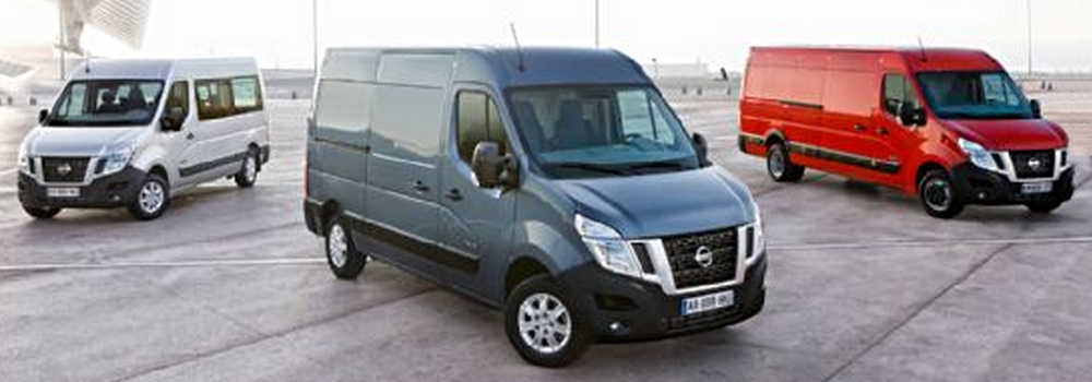 Nissan custom van submited images