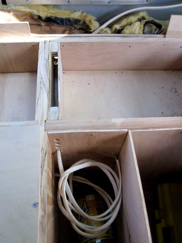 Cargo Van Conversion | Electrical Wiring