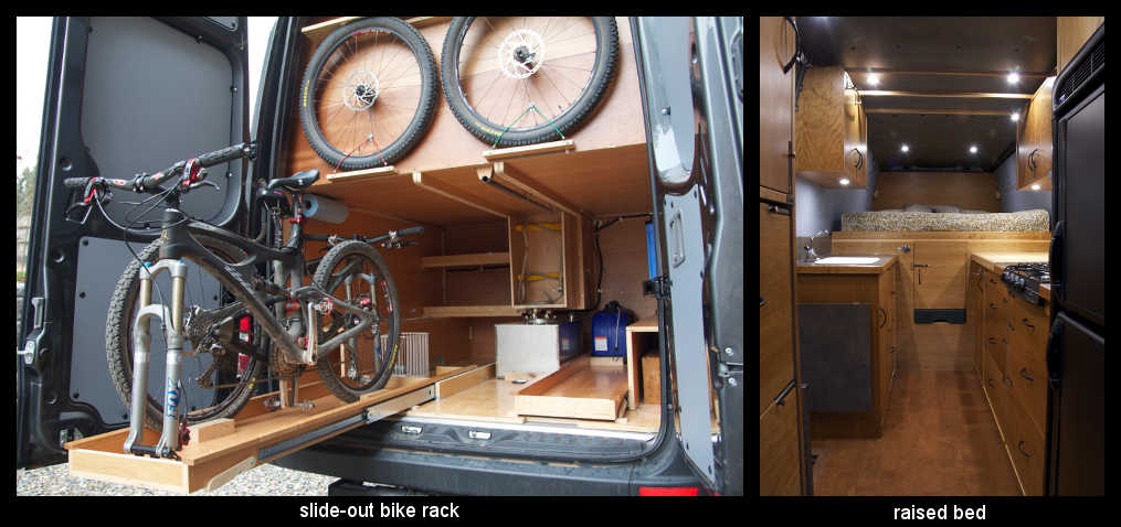 Bicycle Rack Project Cargovanconversion Com
