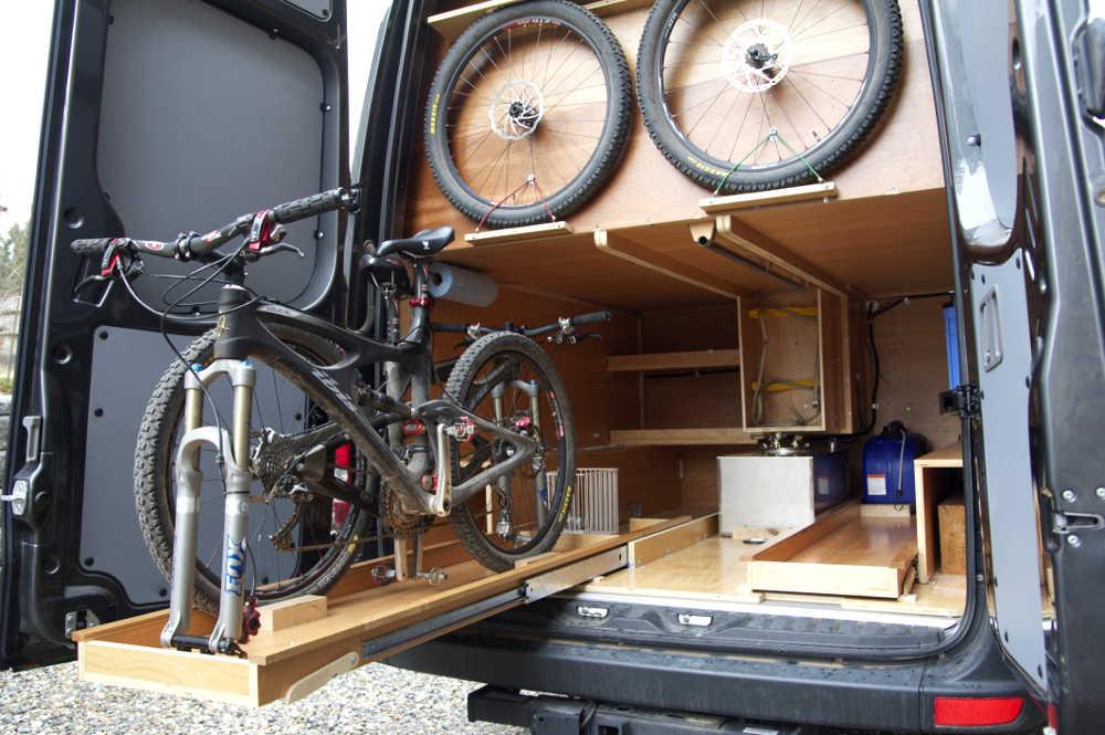 Cargo Van Conversion