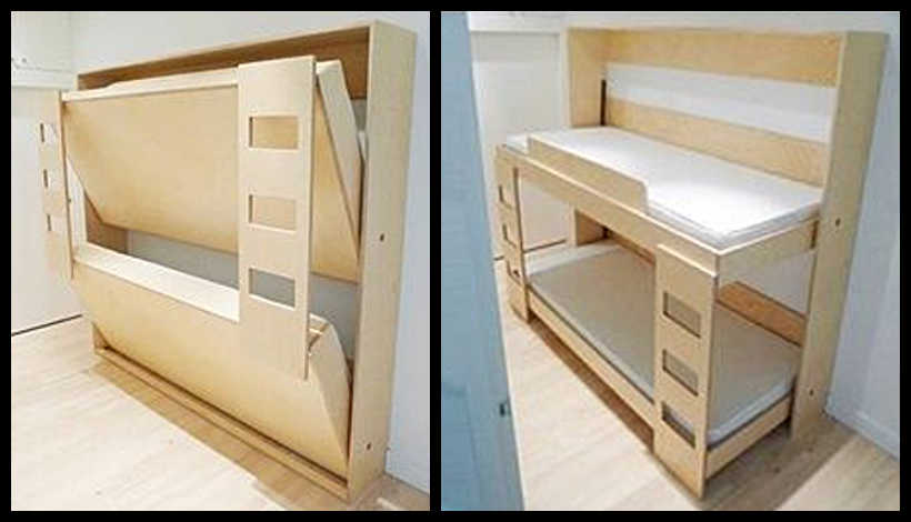 How Table Makes Bed In Rv