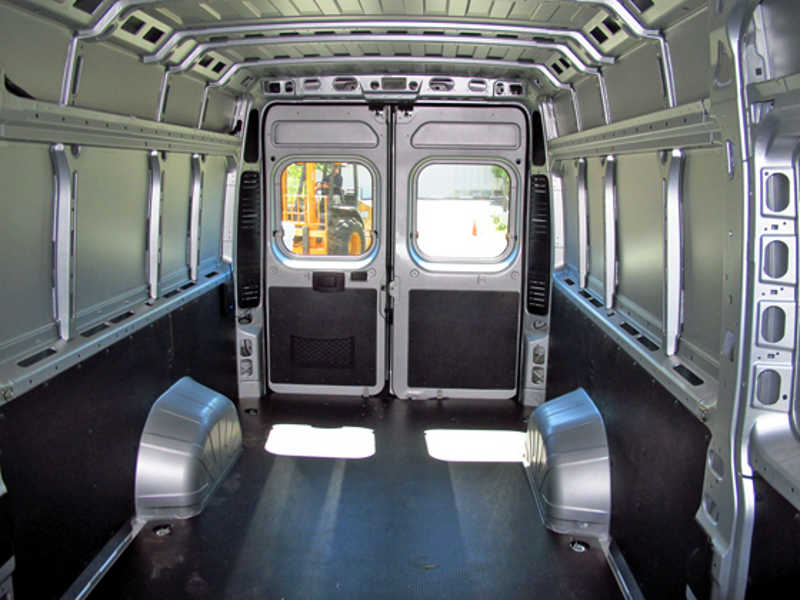 Cargo Van Conversion 2014 Cargo Van Comparison