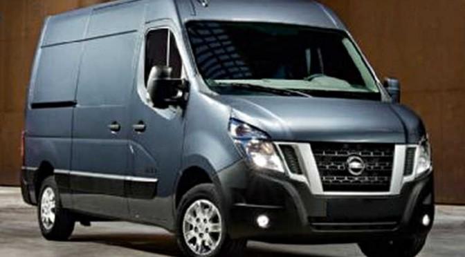 Cargo Van Conversion Nissan Euro