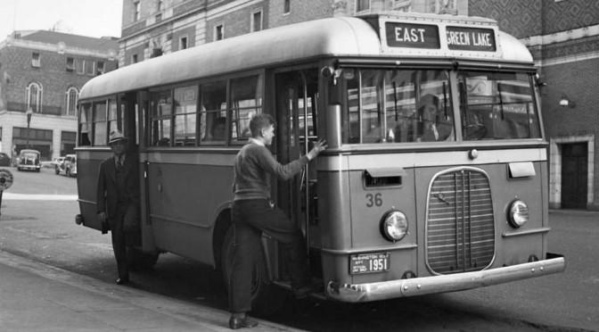 1937 Ford Transit Bus