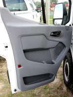 Ford Transit Side Door Plastic Panel