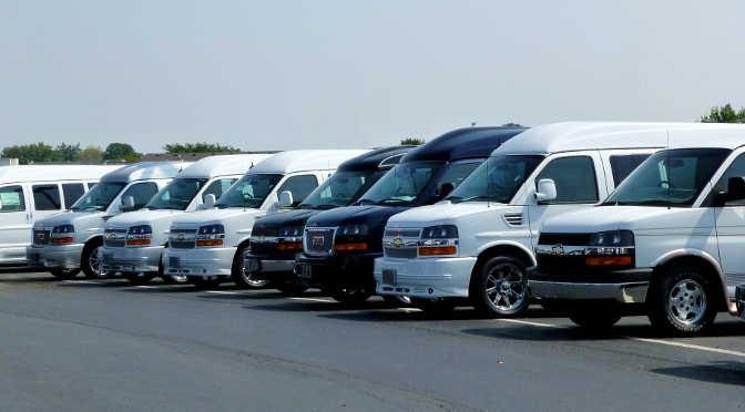 How I Choose My Cargo Van