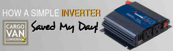 How A Simple Inverter Saved My Day!