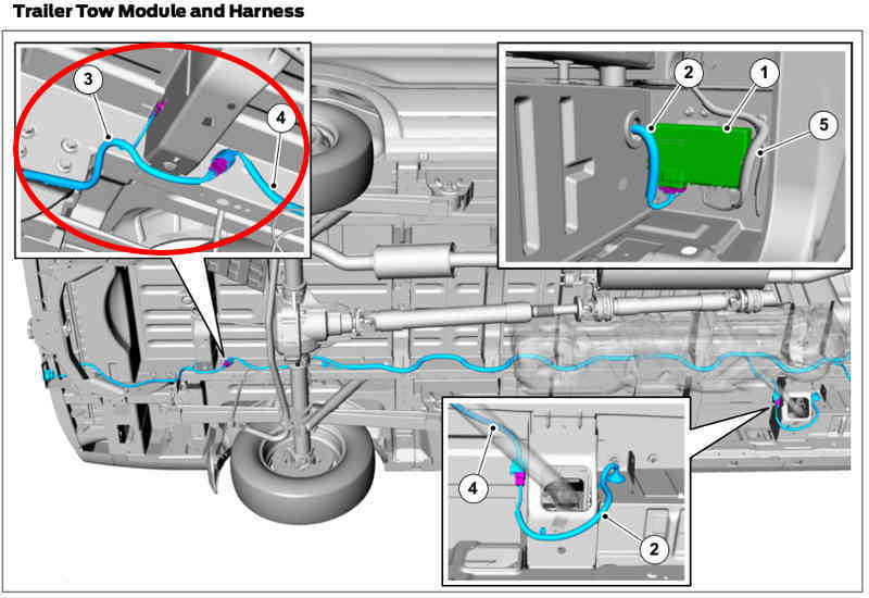 trailer tow harness cargo van conversion rh cargovanconversion com trailer tow harness ford trailer tow harness
