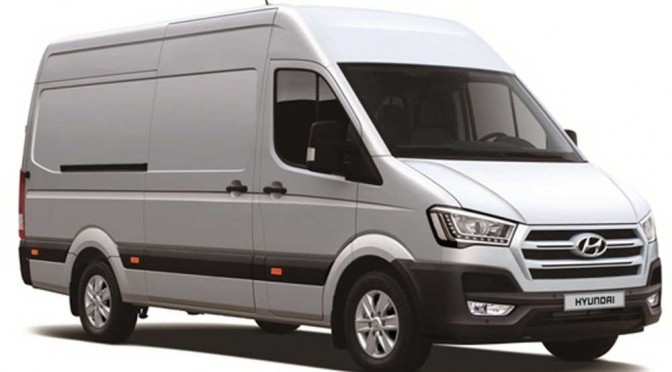 2015 Hyundai H350 Competitive Price Point