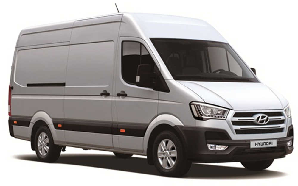 Ford Transit 350 >> 2015 Hyundai H350 | Competitive Price Point